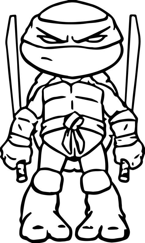 ninja turtles art coloring page tmnt party pinterest
