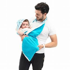 Sortie De Bain Enfant : sortie de bain b b serviette papillon blanc bleu de babytolove sur allob b ~ Teatrodelosmanantiales.com Idées de Décoration