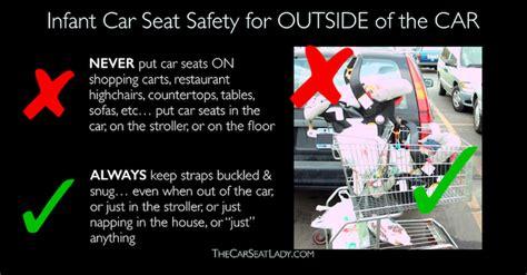 Shopping Carts & Car Seats