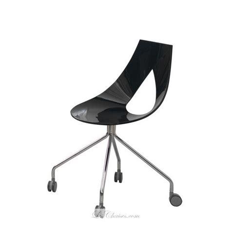 chaise de bureau sans roulettes chaise de bureau ziloo fr