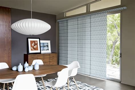 smith and noble roller panel track shades traditional