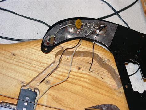 wiring    fender precision talkbasscom