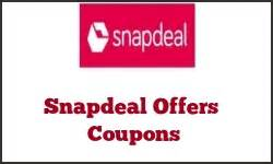 snapdeal offers  coupons verified   shopping