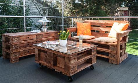 Gartenmöbel Aus Paletten Kaufen gartenm 246 bel aus europaletten paletten pallet patio
