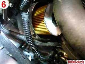 Remplacement Capteur Pression Rail 1 6 Hdi : changer le filtre huile moteur psa 1 4 hdi dv4 tuto ~ Maxctalentgroup.com Avis de Voitures