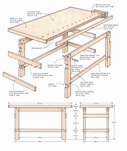 How To Build Your First Workbench - FineWoodworking