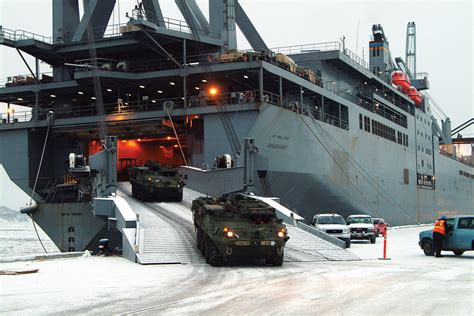 Army Car Shipping Ports by Us Navy T Akr Roll On Roll Sea Lift Vessels