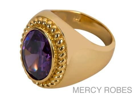 Mens Clergy Ring Subs388 (gpurple)  Mercy Robes. Multicoloured Rings. Quaint Wedding Rings. Cathy Waterman Rings. Mens Natural Rings. Open Heart Rings. Twigstyle Wedding Rings. Mercury Mist Engagement Rings. Dragonfly Rings