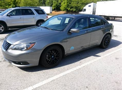 will 18x8 wheels fit my 2011 chrysler 200 limited