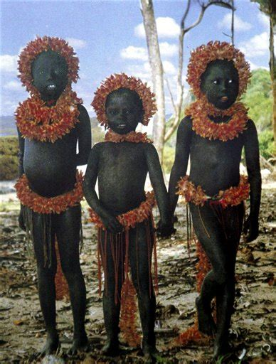 andamanese tribe    earliest african natives