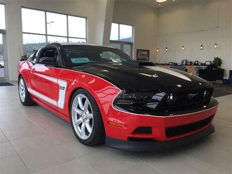 Mustang For Sale by 2014 Ford Mustang Saleen For Sale