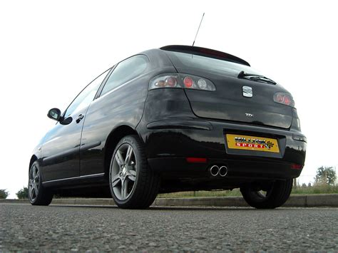 Image 24 Of 49 Seat Ibiza Cupra Tdi With Milltek Sports