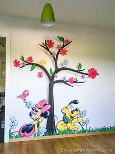 dessin mural chambre fille fashion designs With dessin mural chambre fille