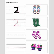 Number Writing Worksheets , Write Numbers