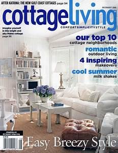 Featured in Cottage Living Magazine - Michael K Bell
