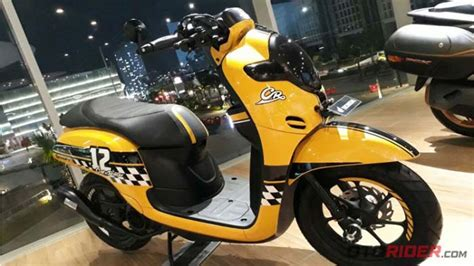 Modifikasi Honda Scoopy 2018 by Modif Motor Scoopy 2018 Best Wallpapers Cloud