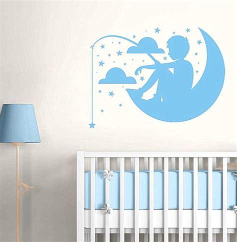 chambre bébé lune 15 idées de décoration murale pour votre chambre de bébé