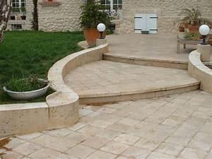 l39atelier de la pierre artisan tailleur de pierre nos With pierre pour dallage exterieur