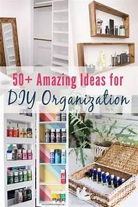 50, Diy, Organization, Ideas, For, Every, Room, U2013, Just, Measuring, Up