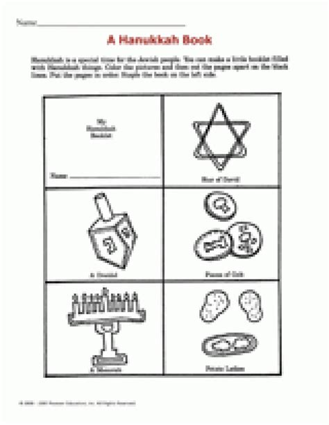 hanukkah printables familyeducation