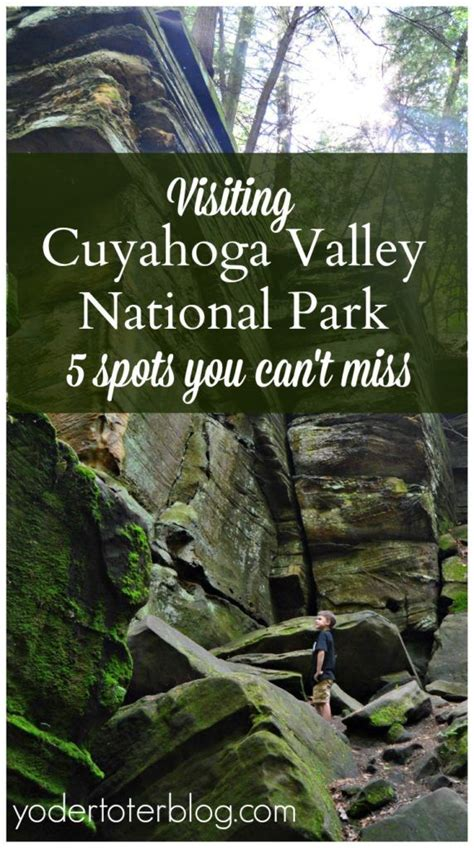 Theme parks 1 year, 5. 5 Favorite Spots within Cuyahoga Valley National Park ...