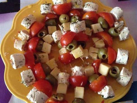 les meilleures recettes de brochettes  fromage