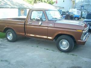 Purchase Used Ford F100 1977 Truck In Rockford  Illinois