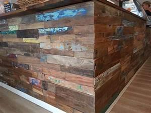 Holzpaneele Boat Wandgestaltung Mit Holzbrettern Von