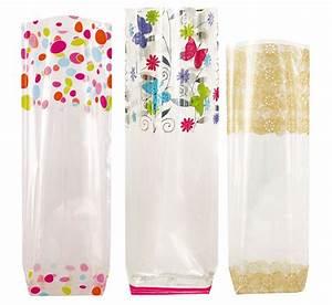 Sachets De Thé À Remplir : sachets cristal confiserie ~ Melissatoandfro.com Idées de Décoration