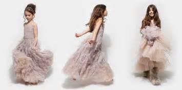 robe mariage fillette trois robes de mariées chez naf naf