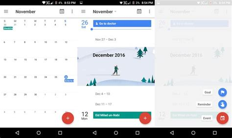 android apps free 5 best free android calendar apps you must try