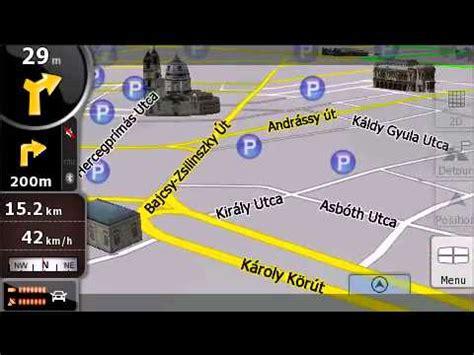 nav n go igo 8 navigation maps mp4