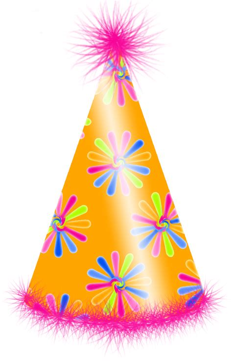 Birthday Party Hat Transparent