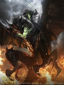 The Dark Knight Dragon advanced by 88grzes on DeviantArt