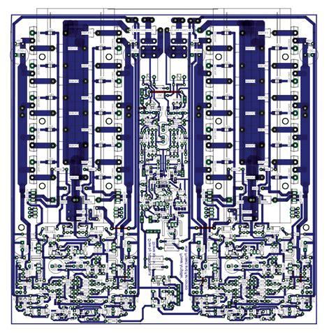 stereo marshall leach amplifier