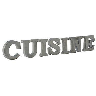lettre deco cuisine déco cuisine lettre exemples d 39 aménagements