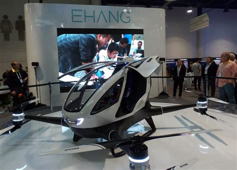 behold   flying drone taxi   future maxim