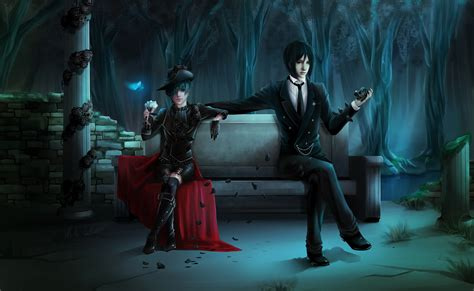 black butler wallpapers hd pixelstalk net