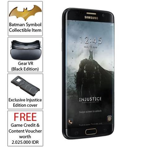 Harga Samsung Galaxy S7 Edge Injustice Edition Batman inilah harga galaxy s7 edge injustice edition di indonesia