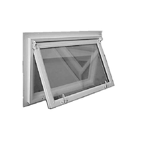 china customized upvc single panel awning window suppliers manufacturers factory direct