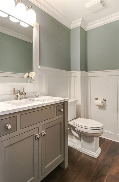 bathroom with wainscoting 10 beautiful half bathroom ideas for your home wainscoting height wainscoting bathroom and