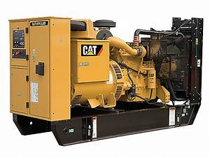 C9 Generator Set | Finning CAT