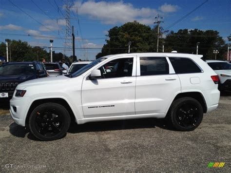 jeep cherokee white 2015 bright white jeep grand cherokee altitude 4x4
