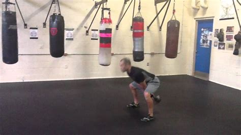 kettlebell thrust hip