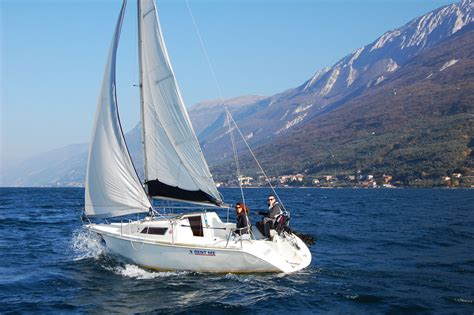Sailing Boat Jeanneau by Jeanneau Sun Way 21 Boat Garda