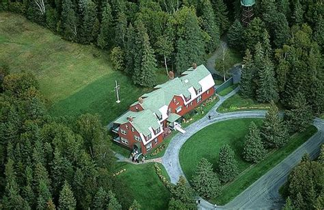 aerial photo  fdrs campobello campobello island