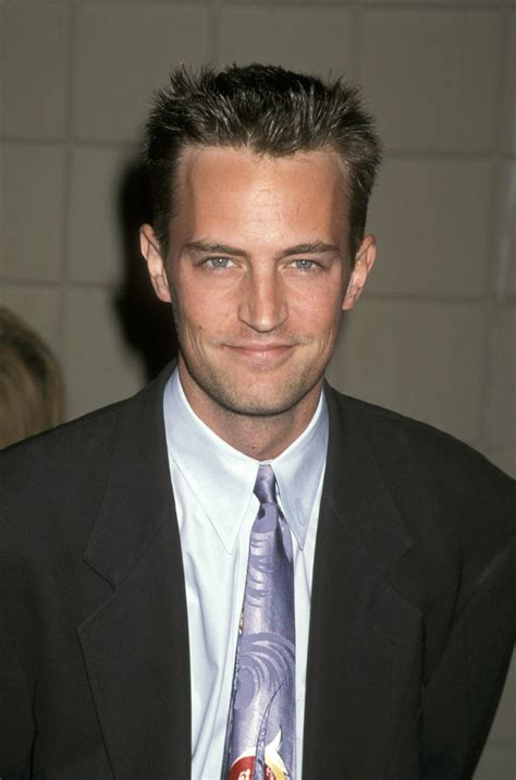 matthew perry   photographed    time