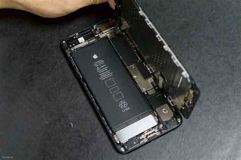 iphone 7 changes iphone 7 plus teardown reveals big changes