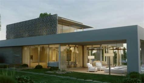 maisons contemporaines printemps de l habitat de la maison et du bio climatique