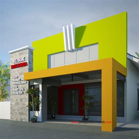 layanan  jasa gambar rumah klinik kesehatan